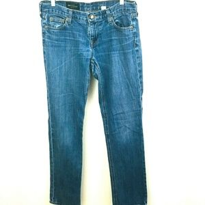 J.Crew Matchstick Skinny Jeans 28 Short